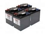 Аккумулятор для поломоечной машины (GEL) (12Bx2), 98 а/ч