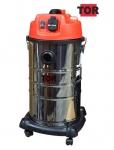 Профессиональный пылесос с розеткой TOR WL092A-30L INOX