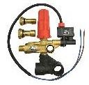 Регулятор давления SETMATIC magnetic total stop