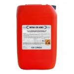 Сильно концентрированное кислотное средство Cid Lines  для очистки колесных дисков  ALU 5000