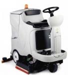 Аккумуляторная поломоечная машина с посадочным местом IPC Gansow CT 80  Rider BT 70 (комплект)