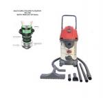 """Пылесос для влажной и сухой уборки с системой """"Циклон"""" RLC168A-30L INOX"""