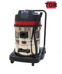 Профессиональный пылесос для автомойки TOR WL70-70L3B INOX