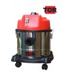 Профессиональный пылесос для автомойки TOR WL092-15 INOX